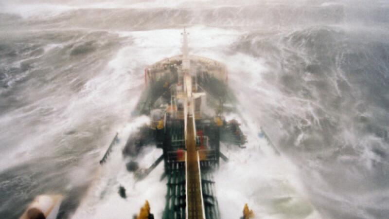 Nava ruseasca s-a scufundat in apele teritoriale ale Bulgariei