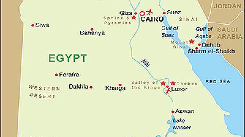 Tragedie rutiera in Egipt