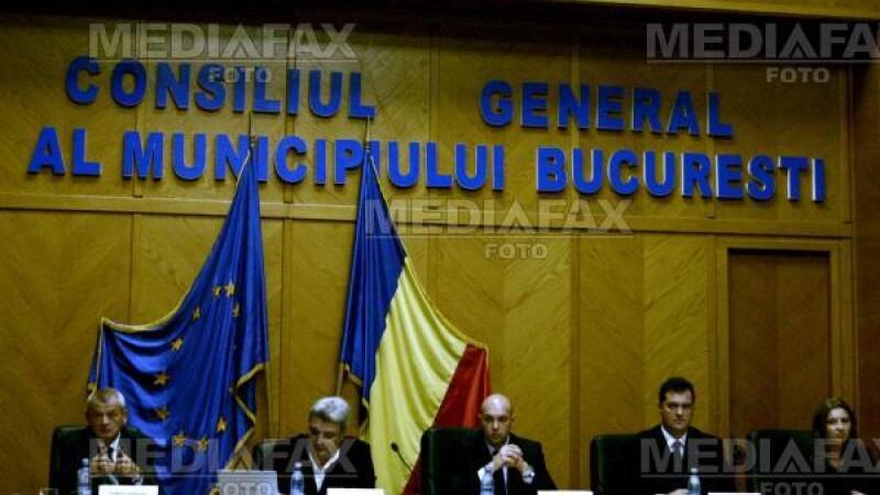 Scandal la Primaria capitalei, in sedinta Consiliului General