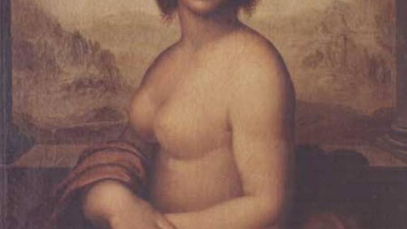Mona Lisa nud