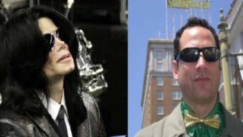 Michael Jackson, Ian Halperin