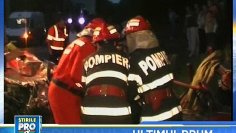 Preot mort intr-un accident provocat de un politist de la Rutiera!