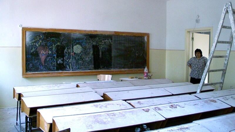 Reparatii scoli