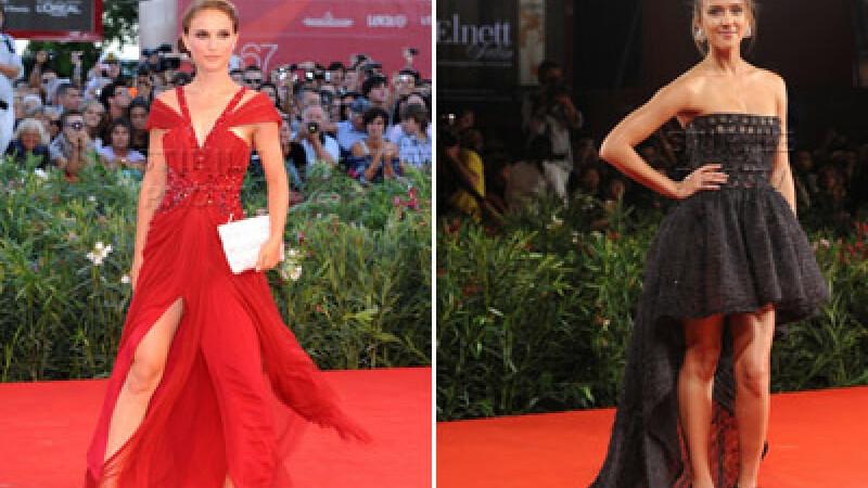 Natalie Portman, Jessica Alba