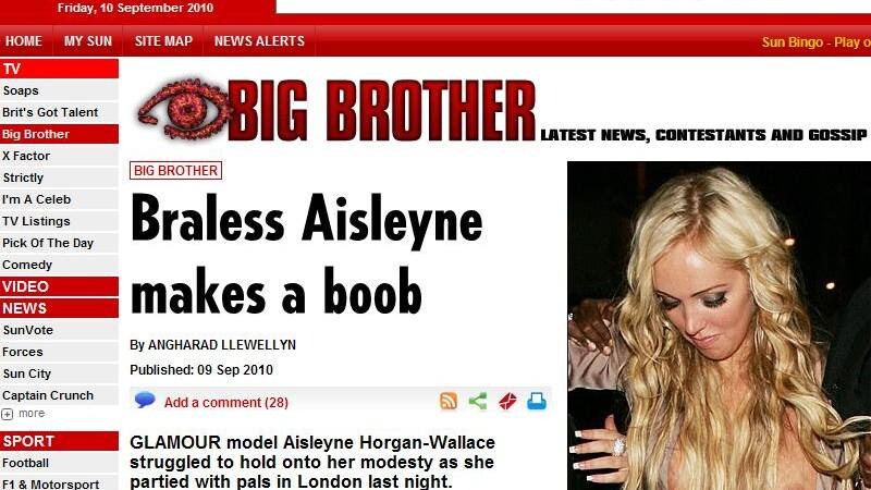 Aisleyne Horgan-Wallace