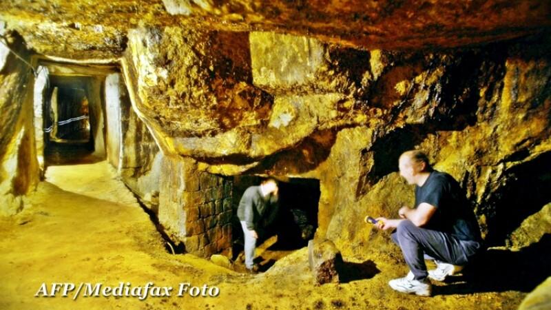mina de aur