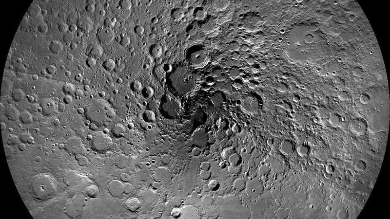 Polul Nord al Lunii