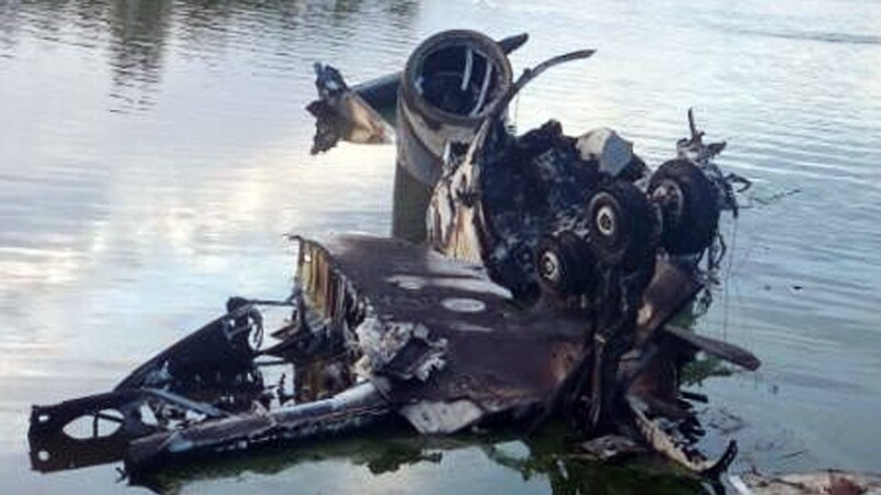 Avion hochei Rusia