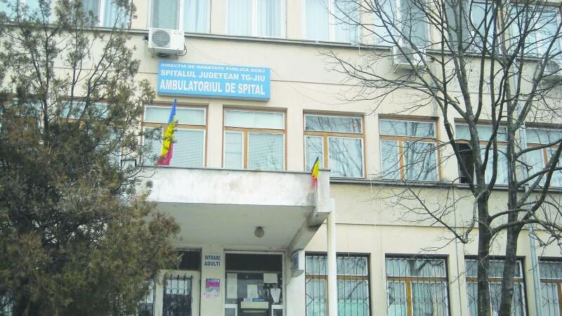 Spitalul Judetean din Targu Jiu