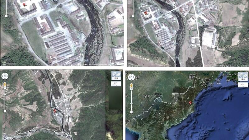 Lagarele de concentrare din Coreea de Nord - 1