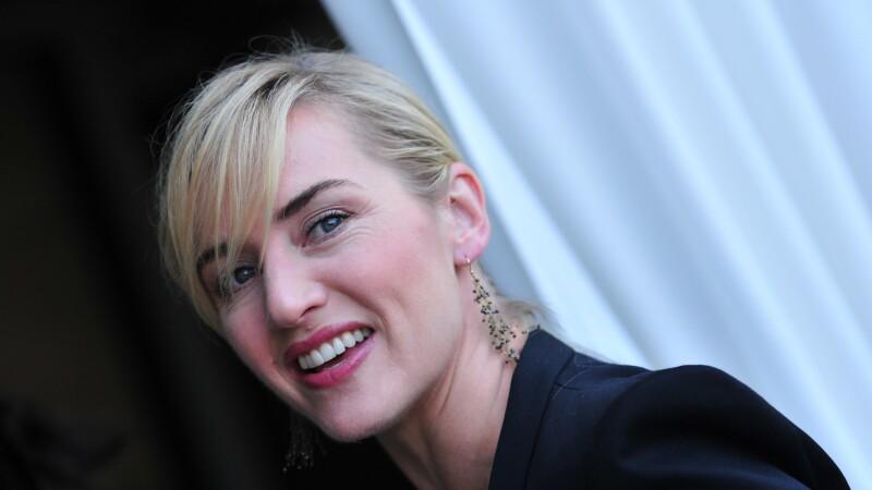 Kate Winslet a plecat in vacanta cu iubitul si s-a intors in locul lui cu un miliardar