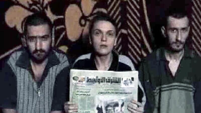 jurnalisti rapiti