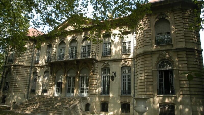 palatul lui Gigi Becali