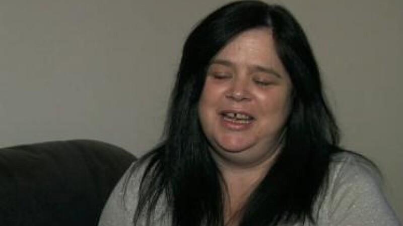 femeie, sindromul accentului strain