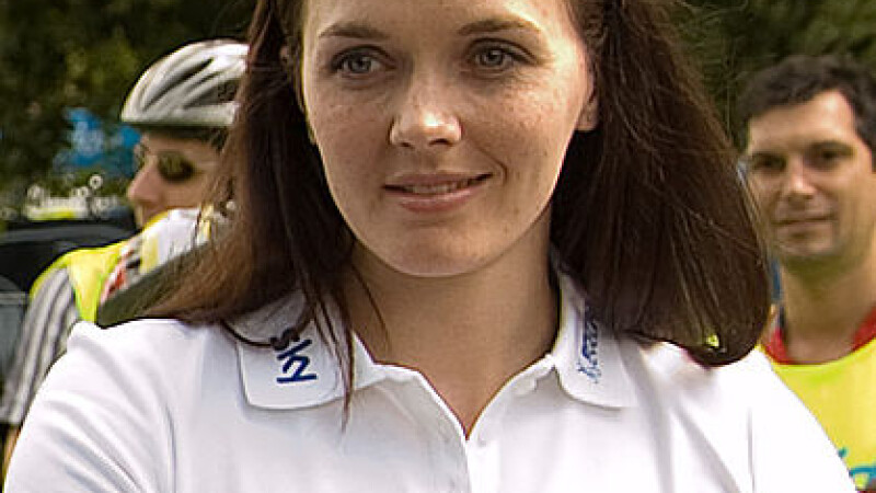 Victoria Pendleton, ciclista