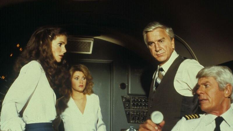 Airplane! - filmul