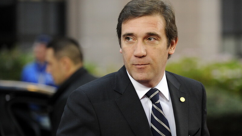 Pedro Passos Coelho, premier portughez