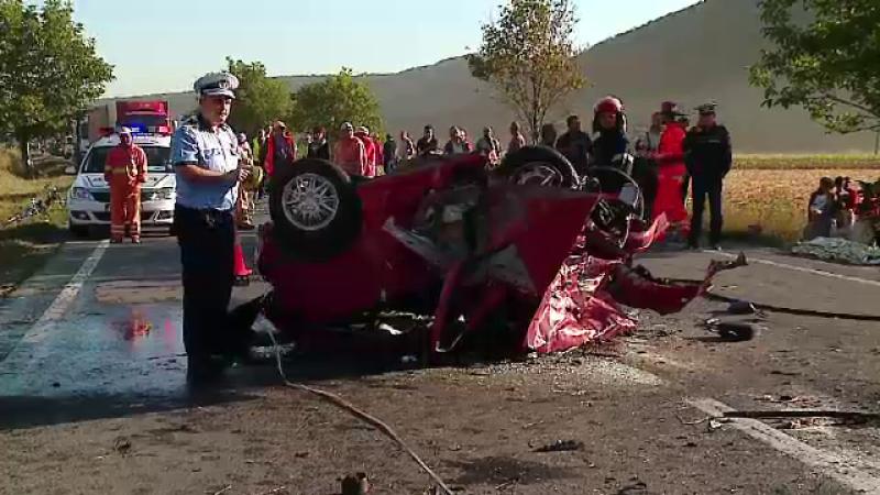 accident Mures Q7