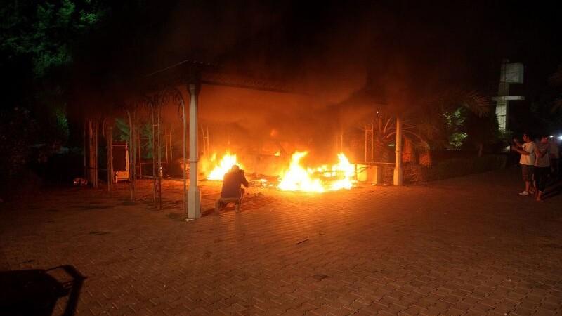 Atac Benghazi
