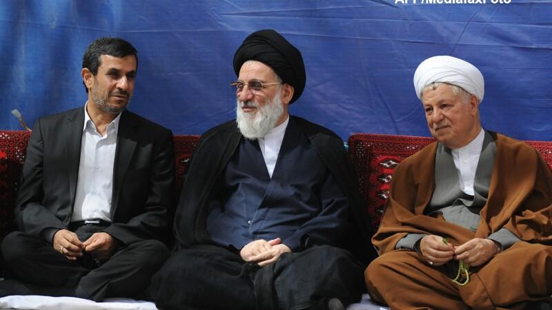 Iran, Mahmoud Ahmadinejad