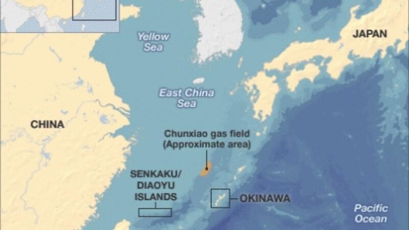 Insulele Senkaku sau Diaoyu