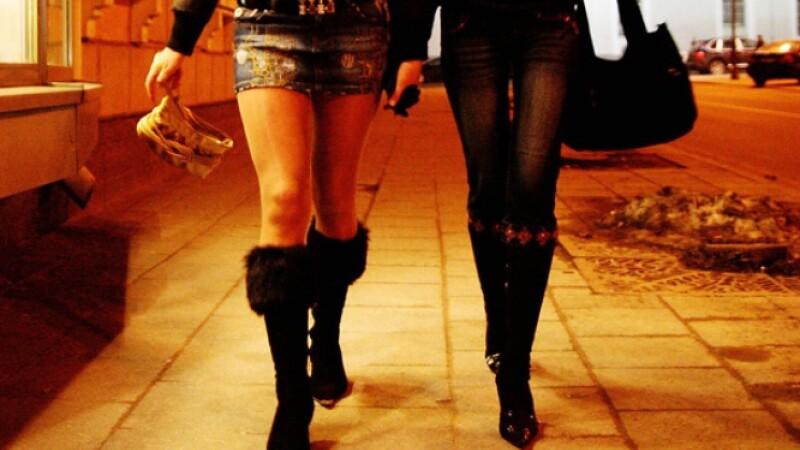 prostituate pe strada