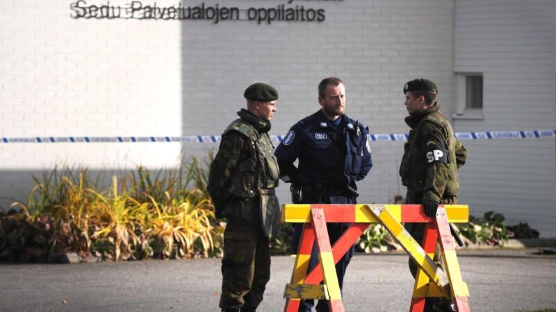Politie, Finlanda