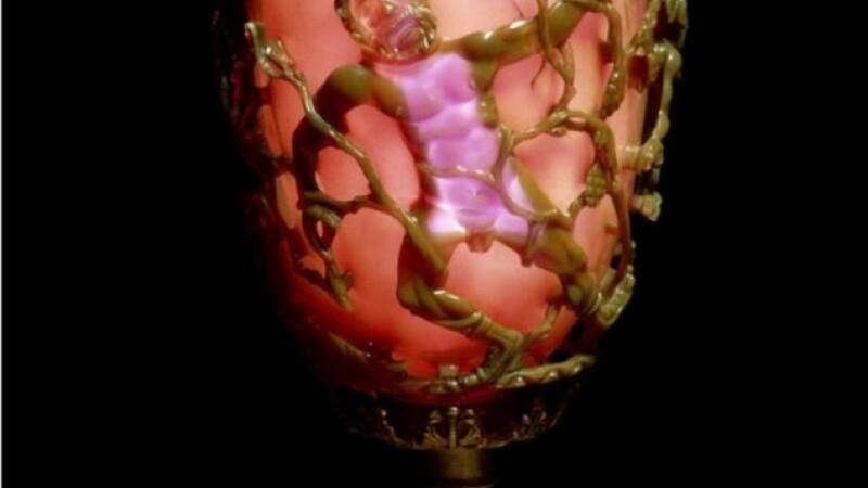 cupa de sticla antica, cupa Lycurgus