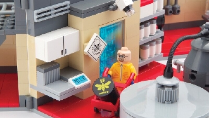 Jocul similar Lego, inspirat din Breaking Bad, care a starnit reactii dure pe internet