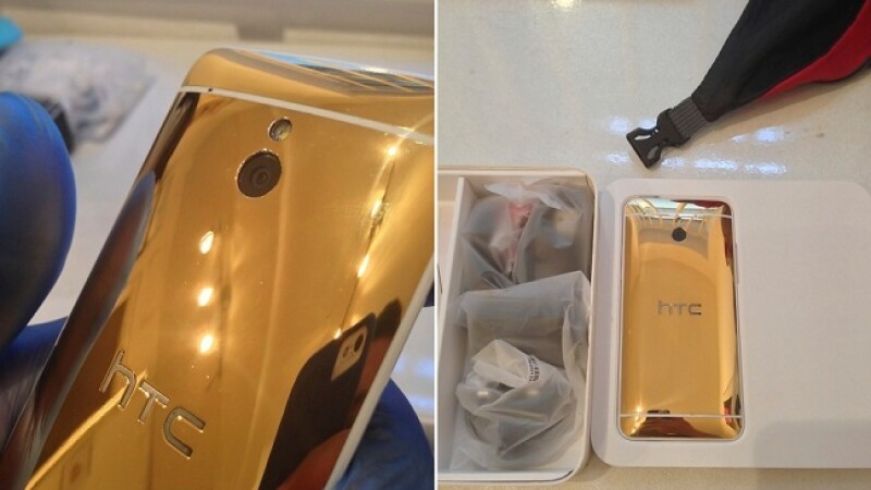 HTC One Mini Gold Edition - 2