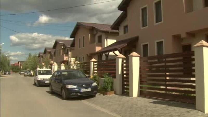 casa, curte, imobiliar