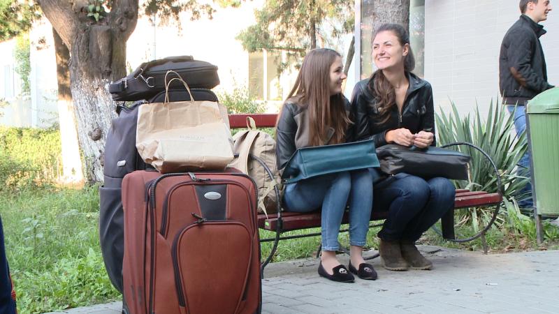 cazari camine, bagaje