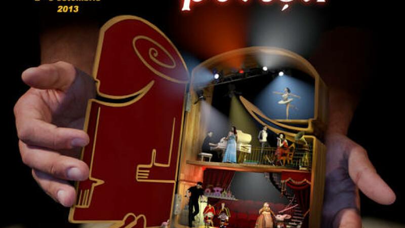"""Festivalul international de teatru """" Povesti"""" isi va deschide portile pentru toti iubitorii de arta"""