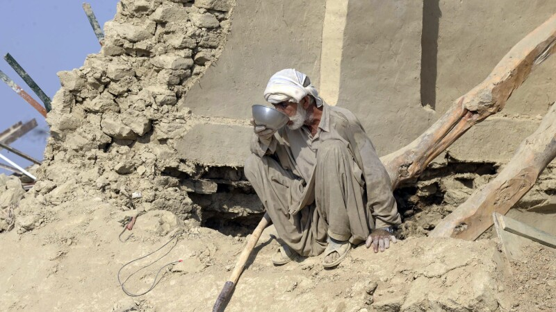 Pakistan, cutremur