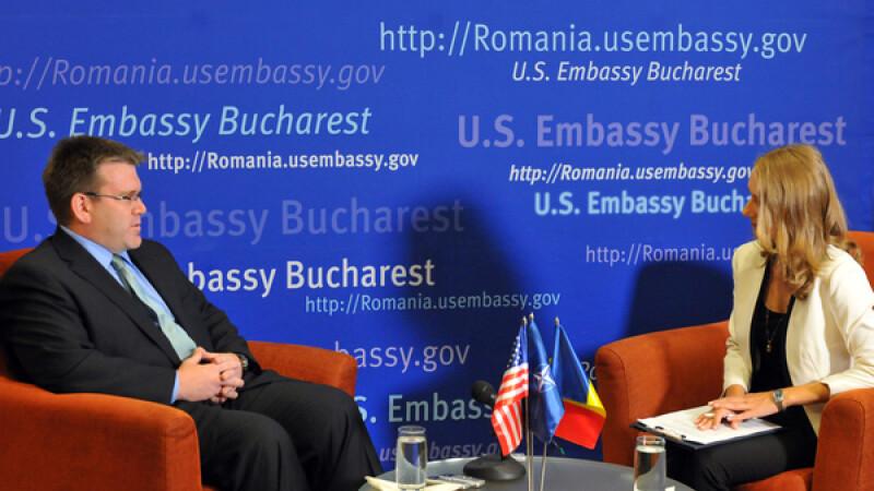 SUA ambasada