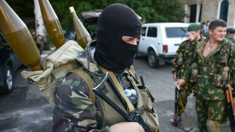 rebeli rusi donetsk