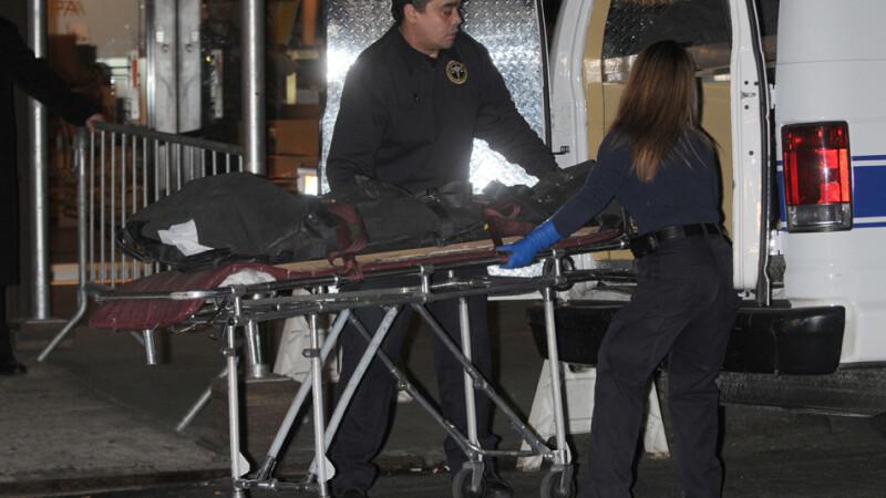 cadavru Jude Jordan scos din hotel