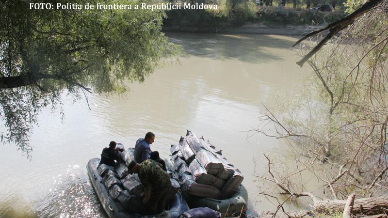 captura tigari Republica Moldova