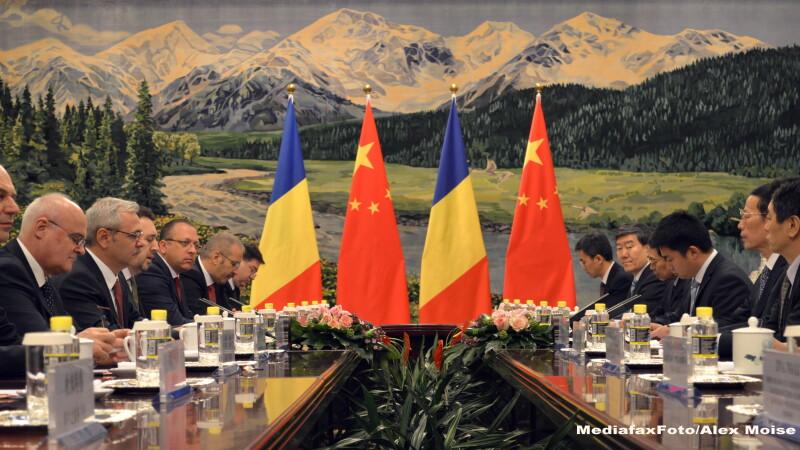 China, Romania