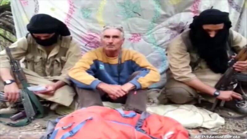 Trupul neinsufletit al ostaticului Hervé Gourdel a fost gasit de armata algeriana. Francezul a fost decapitat in 2014 de ISIS
