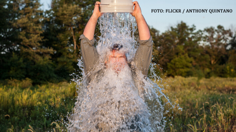 om care isi face Ice Bucket Challenge