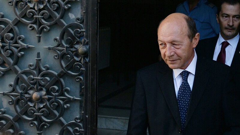 Traian Basescu la ICCJ