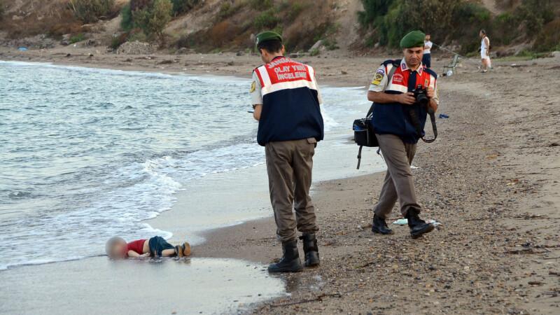 baiat sirian cu blur - Agerpres