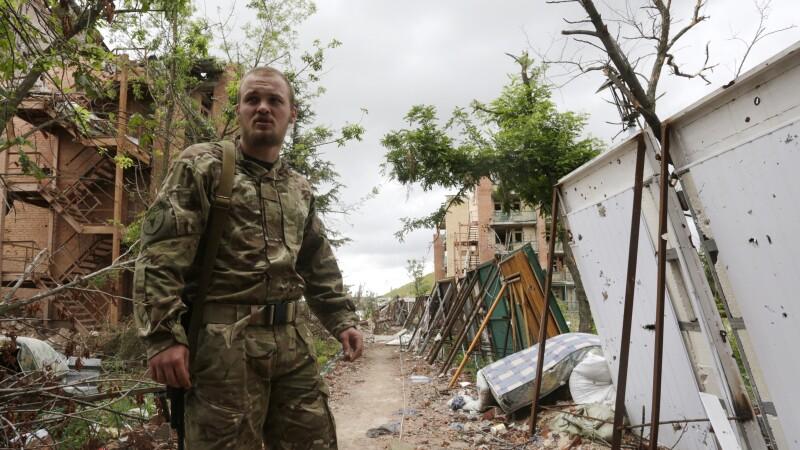 soldat ucraina