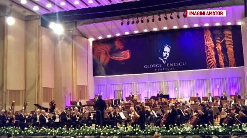 Festivalul George Enescu - STIRI