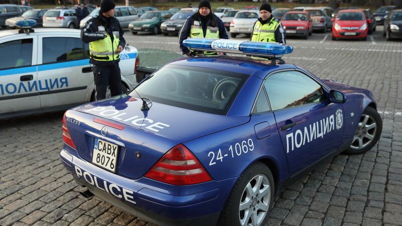 Politia Bulgaria - GETTY