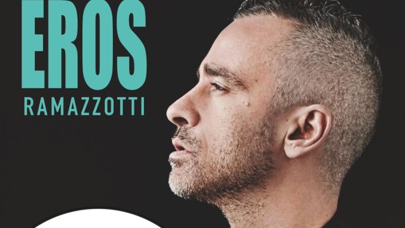 Eros Ramazzotti in premiera la Cluj-Napoca