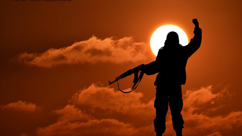 terorist cu cer rosu