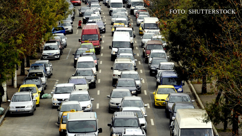 ambuteiaj in trafic