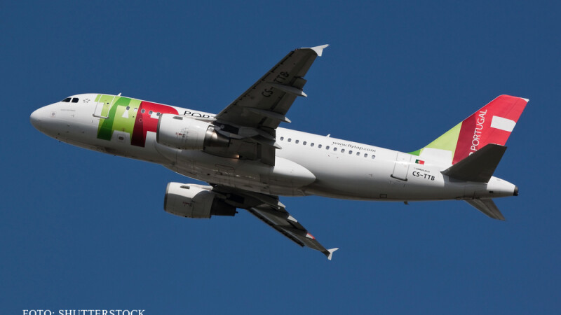 TAP Airbus A319
